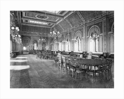 The Roulette Saloon, Monte Carlo, Monaco, c 1910s by Anonymous