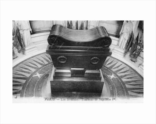 Napoleon's tomb, Les Invalides, Paris, France by Anonymous