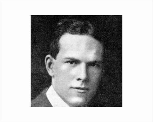 Alec Waugh (1898-1981), English novelist by Anonymous
