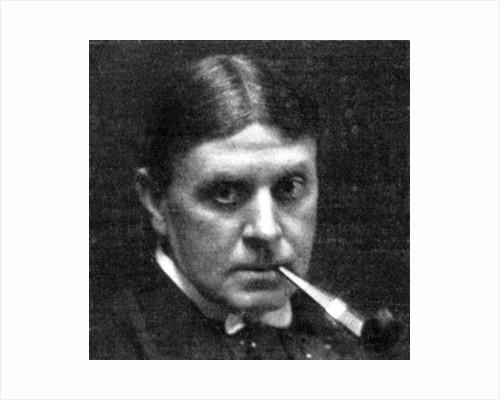 William Pett Ridge (1857-1930), English author by Anonymous