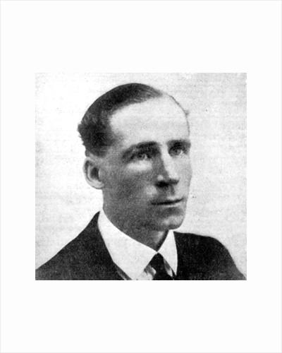 Ernest Raymond (1888-1974), British novelist by Anonymous