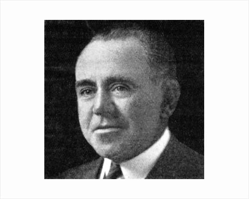 Edward Phillips Oppenheim (1866-1946), English novelist by Anonymous