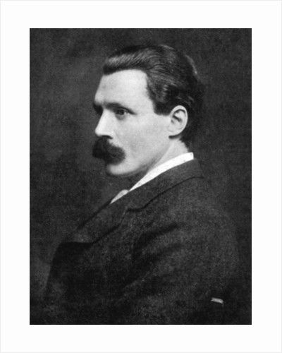 George Gissing (1857-1903), English novelist by Anonymous