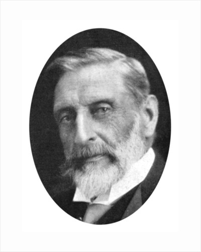 Sir Henry Rider Haggard (1856-1925), English novelist by Anonymous