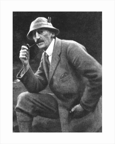 Halliwell Sutcliffe (1870-1932), English novelist by Anonymous
