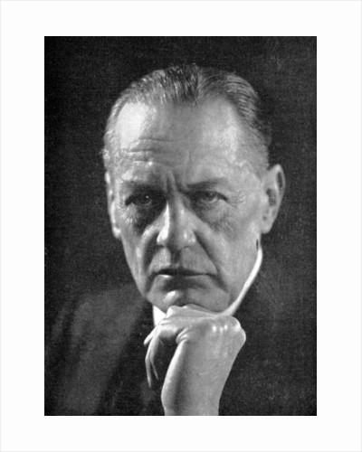William Babington Maxwell (1866-1938), British novelist by Anonymous