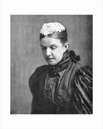 Rosa Nouchette Carey (1840-1909), English novelist by Anonymous