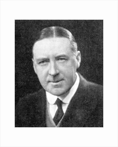 Keble Howard (1875-1928), English novelist by Anonymous