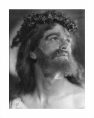 A photographic representation of Jesus by Tornquist