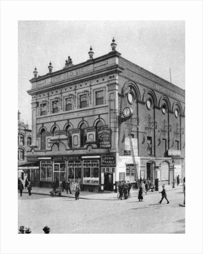 The Old Vic, London by McLeish