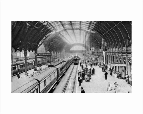 Paddington Station, London by McLeish