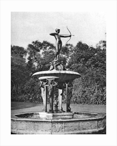 Artemis fountain, Hyde Park, London by McLeish