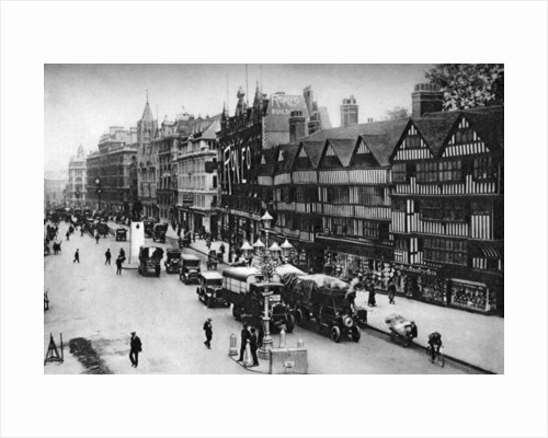 Staple Inn, Holborn, London by Anonymous