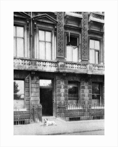 The Savage Club, Adelphi Terrace, London by Joel