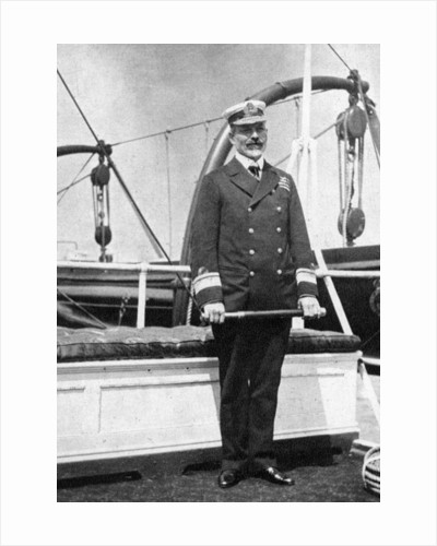 Commodore Sir Archibald Milne by Queen Alexandra