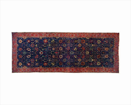 An Isphahan carpet from the 16th century by Anonymous