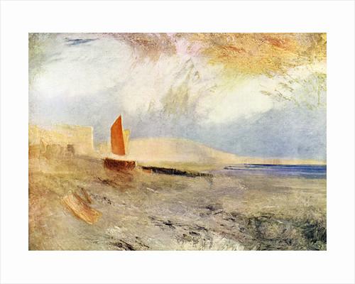 Hastings by JMW Turner