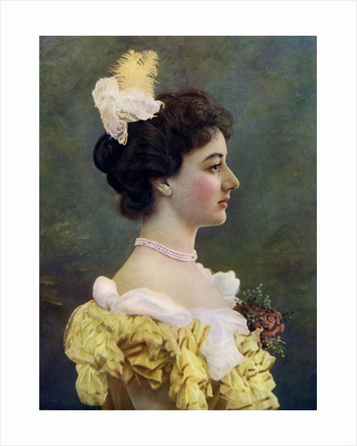 Maud Hoffman, actress by W&D Downey