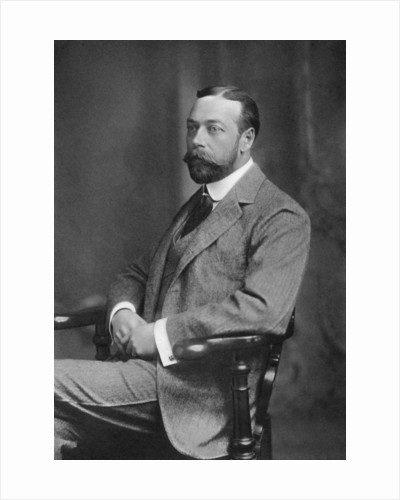 King George V of Great Britain by Downey