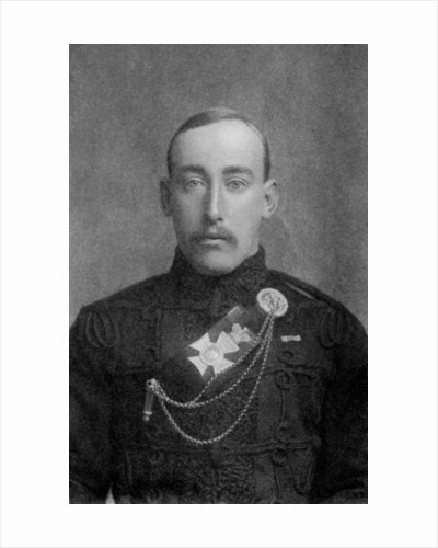Prince Christian Victor of Schleswig-Holstein (1867-1900) by Lafayette