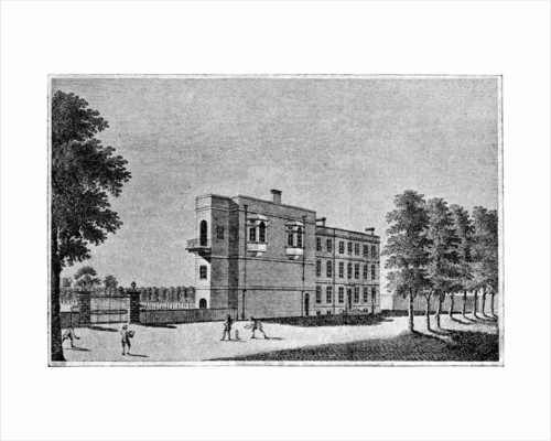Kensington House (Palace), London by Anonymous