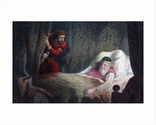 A scene from 'Macbeth' by Anonymous