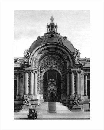 Palace of Arts of the City of Paris by Ernest Flammarion