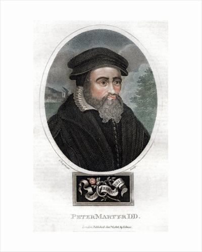 Pietro Martire Vermigli (1499-1562), Italian theologian by Chapman & Co