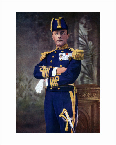 Admiral Sir John Jellicoe, British sailor by Anonymous