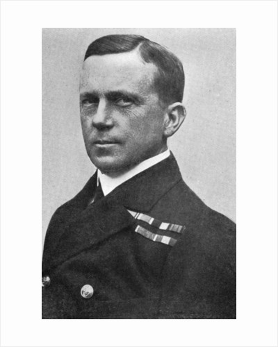 Rear-Admiral Horace Hood, British sailor by Anonymous