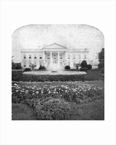 The White House, Washington, DC, USA by Underwood & Underwood