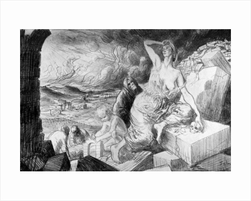 The Dawn by Augustus John