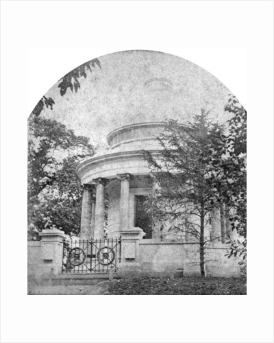 The Duchess of Kent's Mausoleum, Frogmore House, Berkshire by Anonymous
