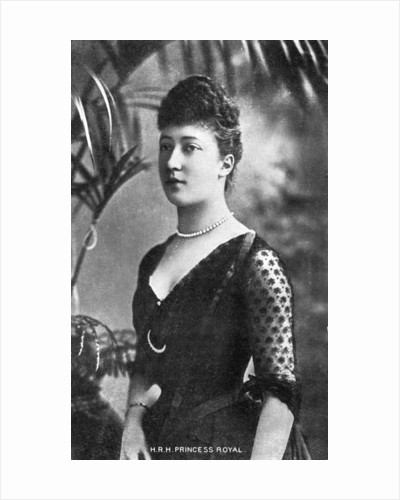 The Princess Royal, Princess Louise (1867-1931) by GD & D