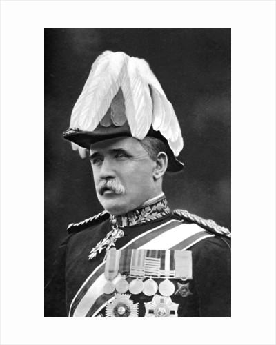 Field Marshal Sir John DP French, British soldier, First World War by Gale & Polden