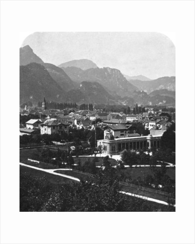 Bad Reichenhall, Bavaria, Germany by Wurthle & Sons