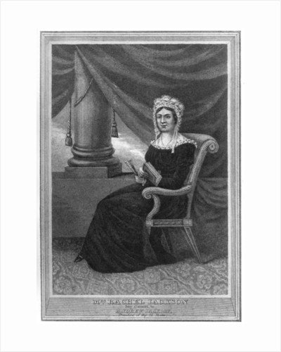 Rachel Jackson (1767-1828), First Lady by Anonymous