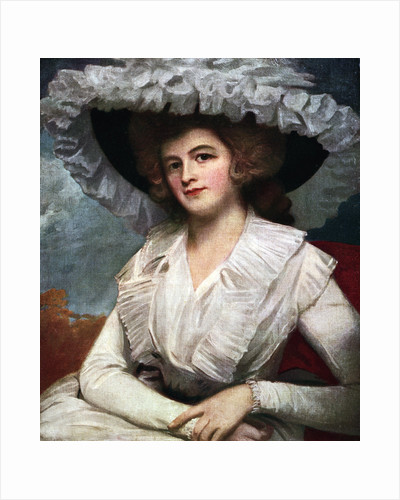 Lady Mary Forbes by George Romney