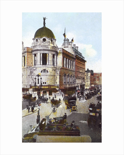 The Gaiety Theatre, Strand, London by Anonymous