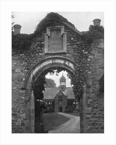 Blundell's School, Tiverton, Devon by Valentine & Sons