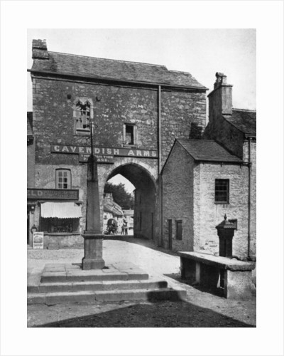 Cartmel Priory Gatehouse, Cartmel, Cumbria by Valentine & Sons