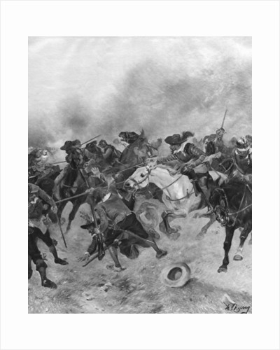 The Battle of Marston Moor by Anonymous