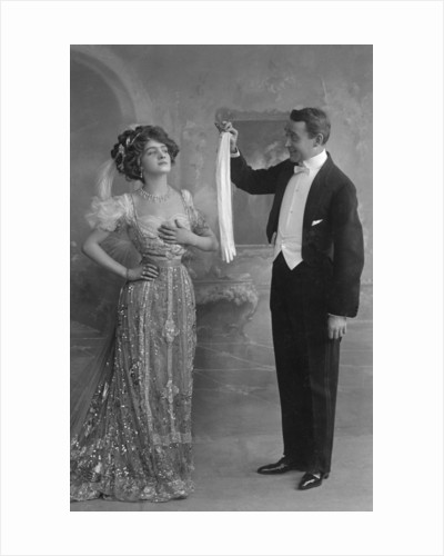 Lily Elsie and Joseph Coyne in The Merry Widow by Anonymous