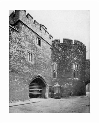 Bloody Tower, Tower of London by Anonymous