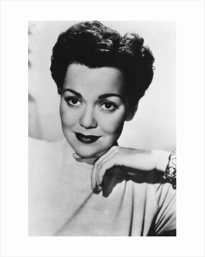 Jane Wyman, American actress by Paramount Pictures