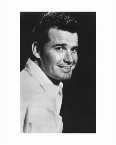 James Garner, American film and television actor by Warner Brothers