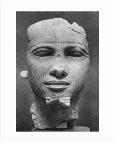 Khafre (2520BC-2494BC), Ancient Egyptian Pharoah by Anonymous