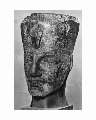 Amenhotep III (1390 BC-1352 BC), Ancient Egyptian Pharoah by Anonymous