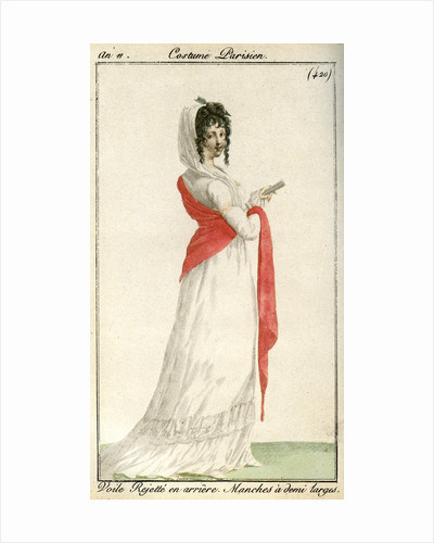 French fashions of the 19th century by Anonymous