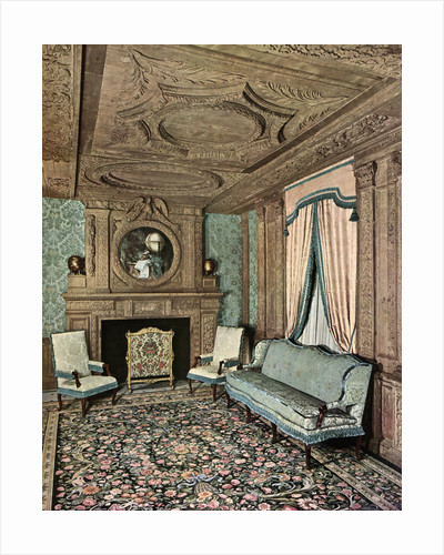 a living room during the reign of louis xiii el marion du fresne saint